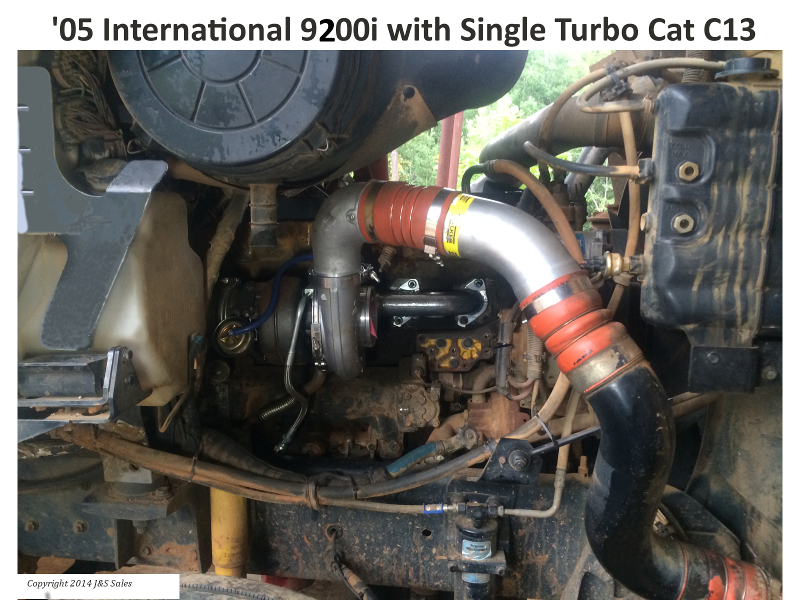Cat C11c13 Acert Single Turbo Conversion Kitrholdtunerguy: Cat C13 Twin Turbo Engine Diagram At Gmaili.net
